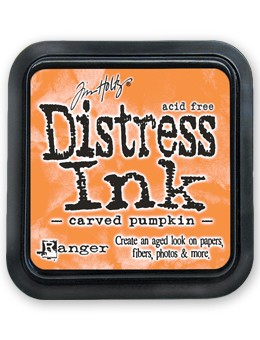 Ranger - Distress Ink: Carved Pumpkin