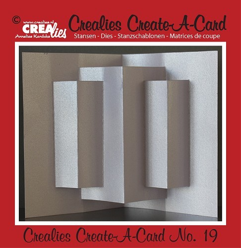 Crealies - Die - Create-A-Card - CCAC19