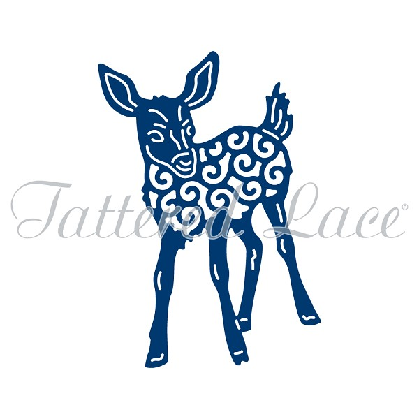 Tattered Lace - Die - Fawn
