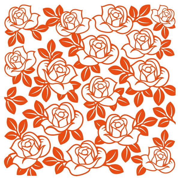 Marianne Design - Design Folder - Roses - DF3423