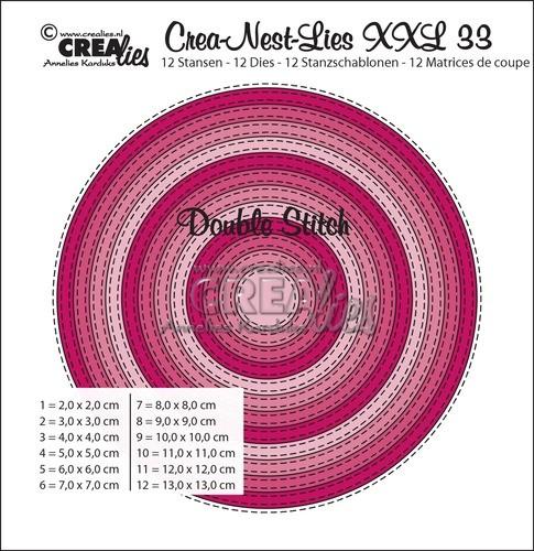 "Image result for Crealies ""Crea-Nest-Lies XXL 33"