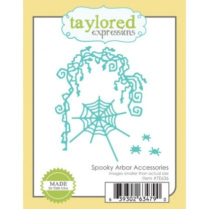 Taylored Expressions - Die - Spooky Arbor Accessories