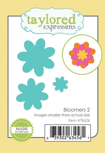Taylored Expressions - Die - Bloomers 2