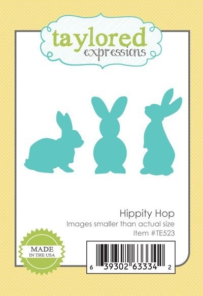 Taylored Expressions - Die - Hippity Hop