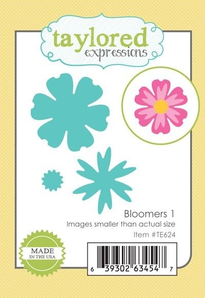 Taylored Expressions - Die - Bloomers 1