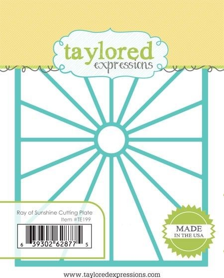 Taylored Expressions - Die - Ray of Sunshine