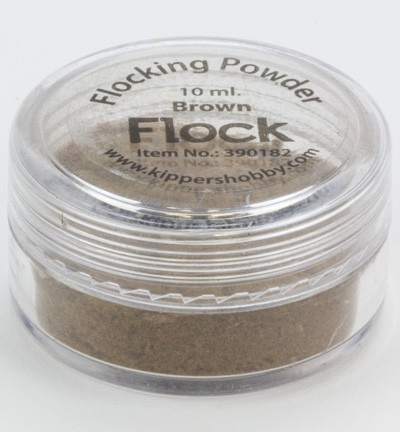Kippers Hobby - Flocking Powder: Brown