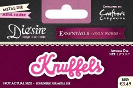 Die`Sire - Die - Essentials - Only Words - Knuffels