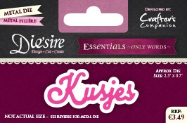 Die`Sire - Die - Essentials - Only Words - Kusjes