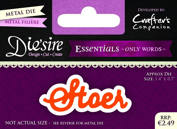 Die`Sire - Die - Essentials - Only Words - Stoer - DS-E-W-11-NL