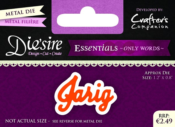 Die`Sire - Die - Essentials - Only Words - Jarig