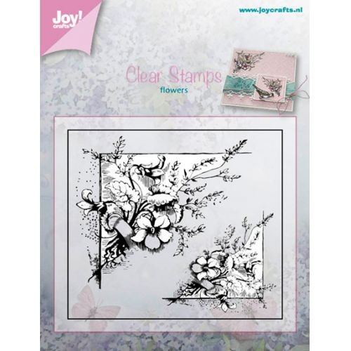 Joy! crafts - Clearstamp - Flowers - 6410/0380