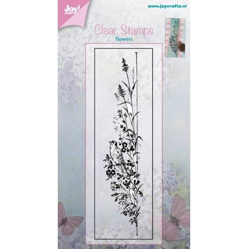 Joy! crafts - Clearstamp - Flowers - 6410/0381