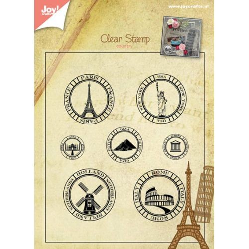 Joy! crafts - Clearstamp - Country - 6410/0399