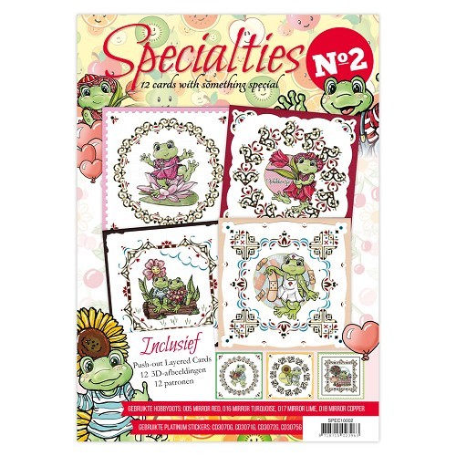 Card Deco - Hobbyboeken - Specialties - No. 02 - SPEC10002