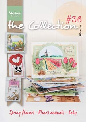 Marianne Design - The Collection - No. 36