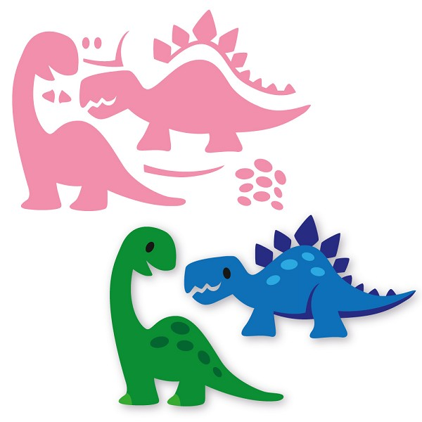 Marianne Design - Die - Collectables - Eline`s dino`s