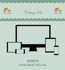 Dixi Craft - Die - Electronics - MD0028