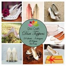 Dixi Craft - Paperpack - Women shoes - ET0259