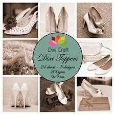 Dixi Craft - Paperpack - Women shoes: Sepia - ET0260