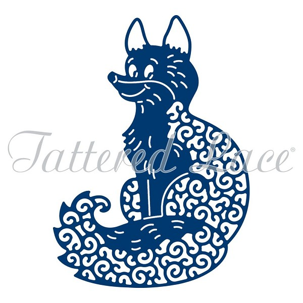 Tattered Lace - Die - Fox