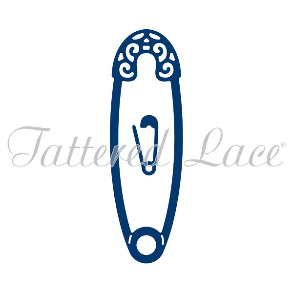Tattered Lace - Die - Safety Pin