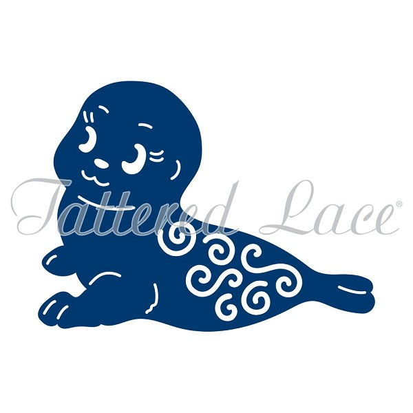 Tattered Lace - Die - Seal