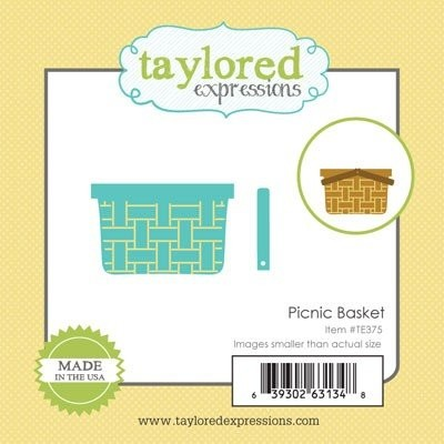 Taylored Expressions - Die - Picnic Basket