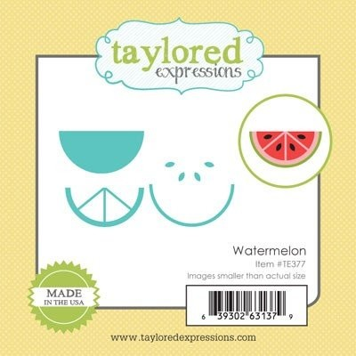 Taylored Expressions - Die - Watermelon