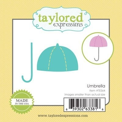 Taylored Expressions - Die - Umbrella