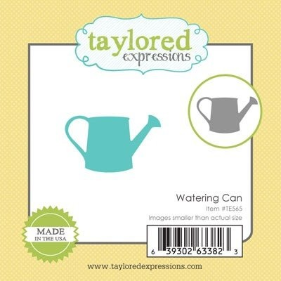 Taylored Expressions - Die - Watering Can