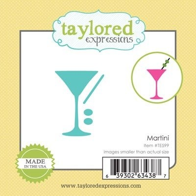Taylored Expressions - Die - Martini