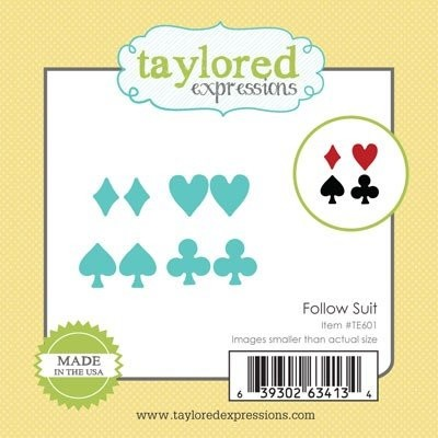 Taylored Expressions - Die - Follow Suit