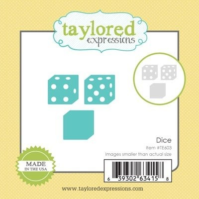 Taylored Expressions - Die - Dice