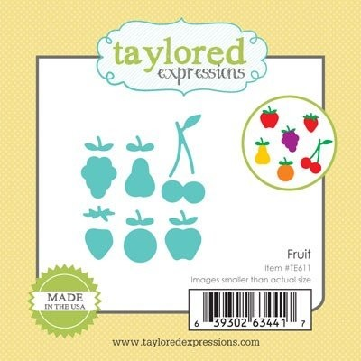 Taylored Expressions - Die - Fruit