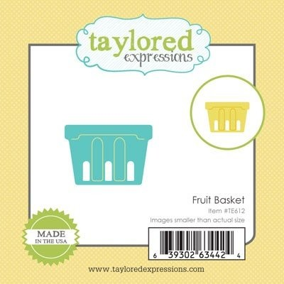 Taylored Expressions - Die - Fruit Basket