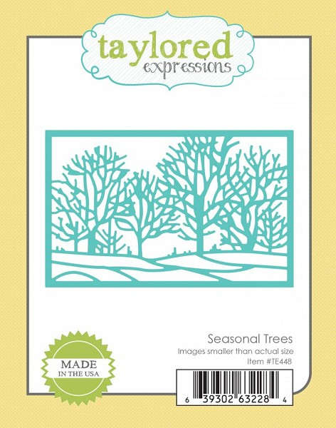 Taylored Expressions - Die - Seasonal Trees