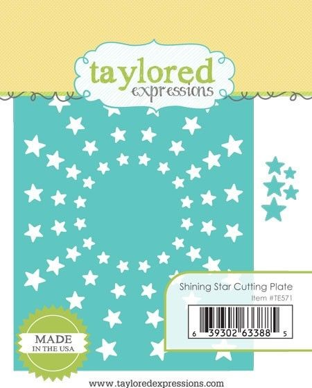 Taylored Expressions - Die - Shining Star