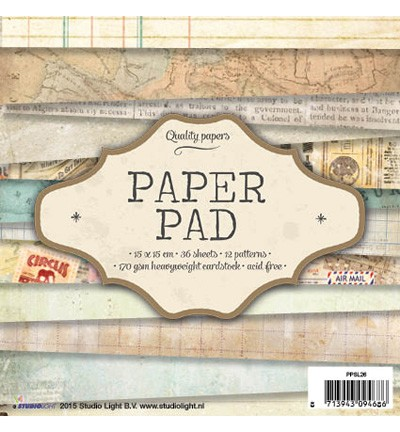 Studio Light - Paperpack - No. 26 - PPSL26