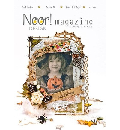 Joy! crafts - NOOR Magazine - editie oktober 2015 - 9000/0107