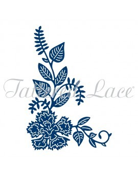 Tattered Lace - Die - Carnation Corner