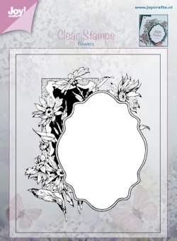 Joy! crafts - Clearstamp - Flowers - 6410/0383