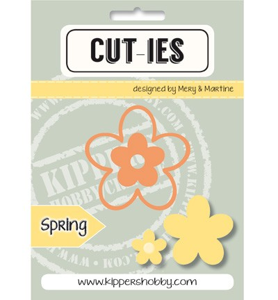 Cut-ies - Die - Spring - Flower