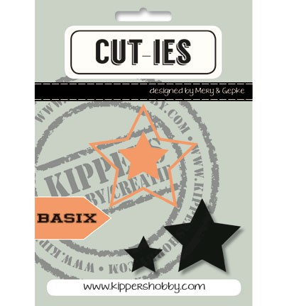 Cut-ies - Die - BasiX - Star