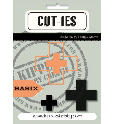 Cut-ies - Die - BasiX - Plus