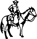 Tessler Craft - Die - Cowboy riding a horse