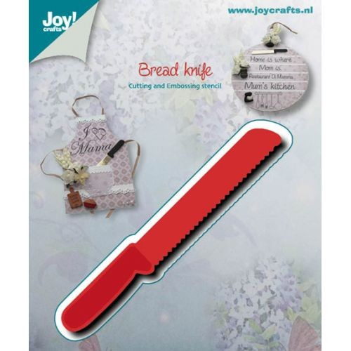 Joy! crafts - Die - Bread Knife