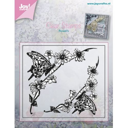 Joy! crafts - Clearstamp - Flowers - 6410/0378
