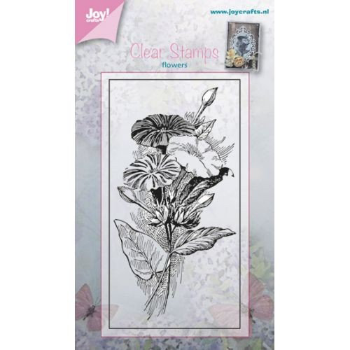 Joy! crafts - Clearstamp - Flowers - 6410/0379