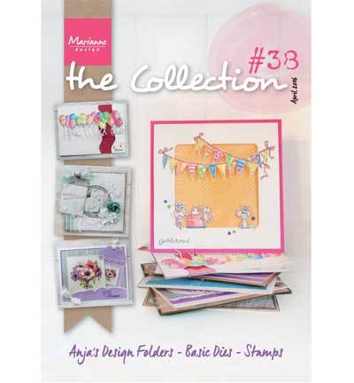 Marianne Design - The Collection - No. 38